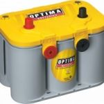 Optima Yellow Top 12v 55ah Battery - Maiden Electronics Battery Fitment Centre R4911.00