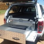 Off Road 4 x 4 Drawer Slides & Packing Systems