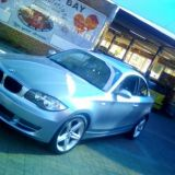 rustenburg 2009 BMW 1 Series 120d Coupe At 133000km R179 900