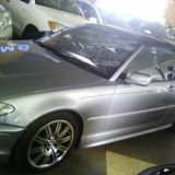 rustenburg 2006 BMW 330i Convertable clean well looked after vehicle 157000km R179 900