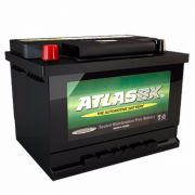 Atlas 634 12v 45ah Car Battery - Maiden Electronics Battery Fitment Centre R 999