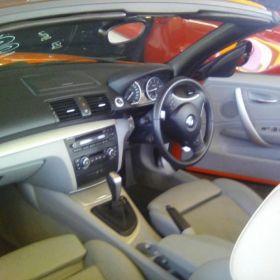 rustenburg 2010 BMW 125i Motorsport 78717km R299 900