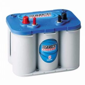 Optima Blue Top 12v 55ah Battery - Maiden Electronics Battery Fitment Centre R5404.00