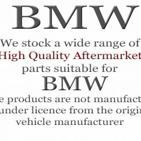 High Quality Affordable Parts WE DELIVER NATIONWIDE - Door to Door We stock a wide range of BMW Parts for your vehicle